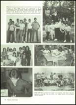 1985 Baird High School Yearbook Page 20 & 21