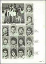 1985 Baird High School Yearbook Page 22 & 23
