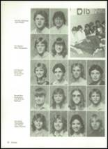 1985 Baird High School Yearbook Page 24 & 25