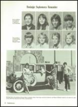 1985 Baird High School Yearbook Page 26 & 27