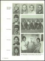 1985 Baird High School Yearbook Page 28 & 29