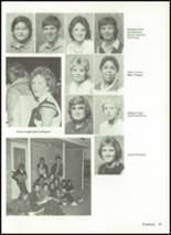 1985 Baird High School Yearbook Page 32 & 33