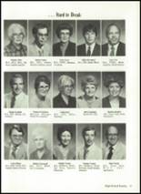 1985 Baird High School Yearbook Page 34 & 35