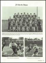 1985 Baird High School Yearbook Page 42 & 43