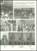 1985 Baird High School Yearbook Page 44 & 45
