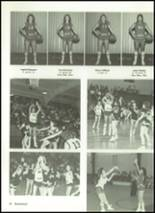 1985 Baird High School Yearbook Page 46 & 47