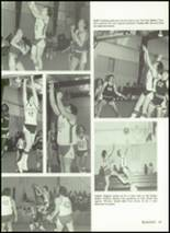 1985 Baird High School Yearbook Page 48 & 49