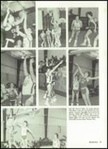1985 Baird High School Yearbook Page 50 & 51