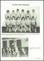 1985 Baird High School Yearbook Page 52 & 53