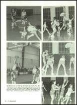 1985 Baird High School Yearbook Page 54 & 55