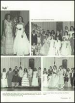 1985 Baird High School Yearbook Page 66 & 67