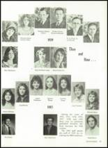 1985 Baird High School Yearbook Page 68 & 69