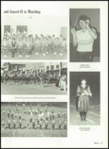 1985 Baird High School Yearbook Page 70 & 71