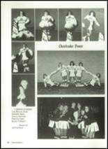 1985 Baird High School Yearbook Page 72 & 73