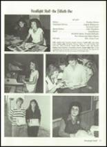 1985 Baird High School Yearbook Page 74 & 75