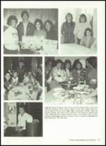1985 Baird High School Yearbook Page 78 & 79