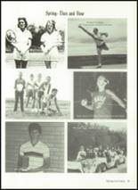 1985 Baird High School Yearbook Page 84 & 85