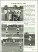 1985 Baird High School Yearbook Page 86 & 87