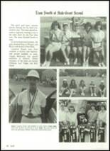 1985 Baird High School Yearbook Page 90 & 91