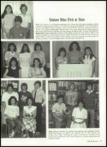 1985 Baird High School Yearbook Page 94 & 95