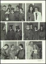1985 Baird High School Yearbook Page 98 & 99