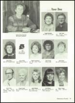1985 Baird High School Yearbook Page 102 & 103