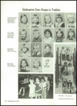 1985 Baird High School Yearbook Page 104 & 105