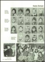 1985 Baird High School Yearbook Page 108 & 109