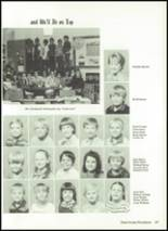1985 Baird High School Yearbook Page 110 & 111
