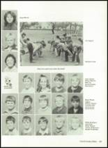 1985 Baird High School Yearbook Page 112 & 113