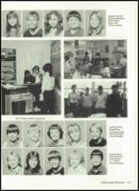 1985 Baird High School Yearbook Page 114 & 115
