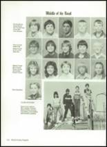 1985 Baird High School Yearbook Page 116 & 117