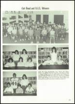 1985 Baird High School Yearbook Page 126 & 127