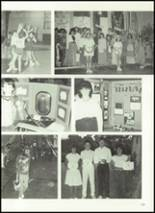 1985 Baird High School Yearbook Page 128 & 129
