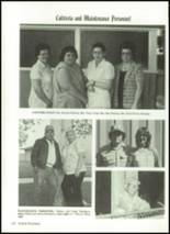 1985 Baird High School Yearbook Page 132 & 133