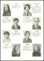 1974 Northampton High School Yearbook Page 24 & 25