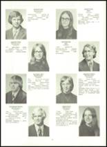 1974 Northampton High School Yearbook Page 34 & 35