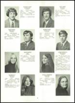 1974 Northampton High School Yearbook Page 42 & 43