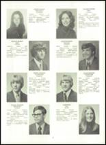 1974 Northampton High School Yearbook Page 54 & 55