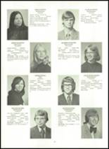 1974 Northampton High School Yearbook Page 58 & 59