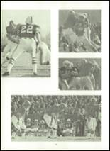 1974 Northampton High School Yearbook Page 102 & 103