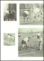 1974 Northampton High School Yearbook Page 108 & 109