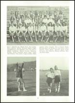 1974 Northampton High School Yearbook Page 110 & 111