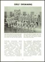 1974 Northampton High School Yearbook Page 112 & 113
