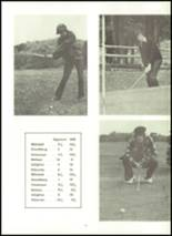 1974 Northampton High School Yearbook Page 116 & 117