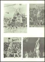 1974 Northampton High School Yearbook Page 126 & 127