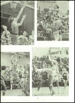 1974 Northampton High School Yearbook Page 128 & 129