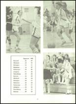 1974 Northampton High School Yearbook Page 130 & 131