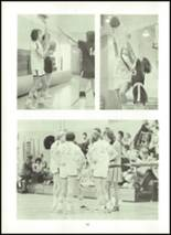 1974 Northampton High School Yearbook Page 132 & 133