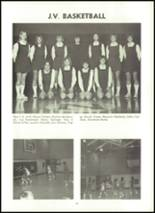 1974 Northampton High School Yearbook Page 134 & 135